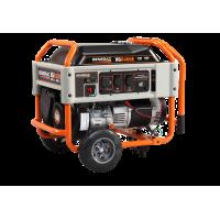 Бензиновый генератор XG 6400 Е 6.4 кВт