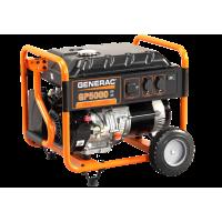 Бензиновый генератор GP 5000 5.0 кВт