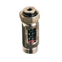 LUXOR  TM 4005 3/4х3/4 Расходомер 1-4 L/min LUXOR
