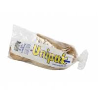 UNIPAK  Лён в п/э упаковке  (коса 100 г.)