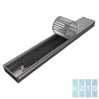 Конвектор KZTO Бриз 200х80х2600