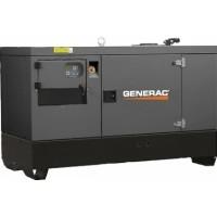 Дизельный генератор Generac PME 30S в шумозащитном кожухе