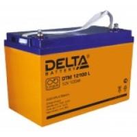 Свинцово-кислотные аккумуляторные батареи Delta серии DTM 12150 L