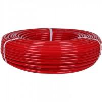 STOUT  SPX-0002-301620 STOUT 16х2,0 (бухта 300 метров) PEX-a труба из сшитого полиэтилена с кислородным слоем, красная