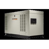 Газовый генератор серии Commercial QT027/RG027 27 кВА